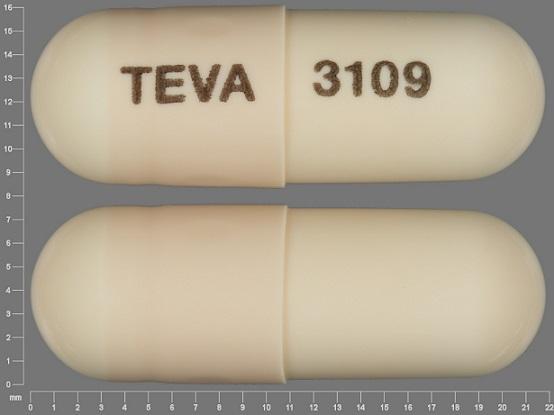 Don't Take TEVA 3109 Before Reading This